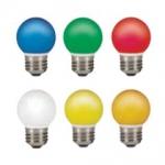 Цветные светодиодные лампы