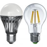 A55/A60/A65/A67 Светодиодные лампы формы