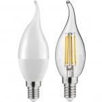CA35/CA37 Светодиодные лампы формы