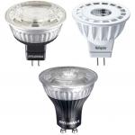 MR11/MR16 Светодиодные рефлекторные лампы GU4/GU10/GU5.3