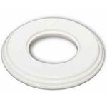 Рамка 1-местная ВF2-610-01 100х12mm фарфор/белый
