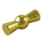 Ручка выключателя В-901-31 10х32mm Металл/золото