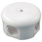 Распределительная коробка В1-521-01 78x45mm Белая