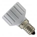 Переходник TDM SQ0335-1005 E14-GU10, белый