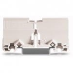 Монтажный держатель WAGO 773-331 PUSH WIRE для соединительных коробок, светло-серый