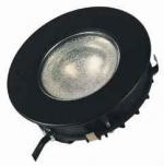 Светильник подводный ИВУ13-50-801 50Вт, G6.35, черный, IP68