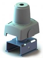 Подвесной брекет Lumisys 1459404 PBA W регулируемый белый