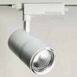 Светильник FireLED FLED-TL 066-42 (Тайсон-М-42) 4000K CRI80 24 Серый