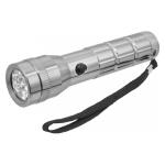 Светодиодный алюминиевый фонарь Navigator 94 958 NPT-CM02-3AAA алюм. 14LED, блист 94958