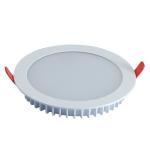 Панель светодиодная Zercale 30W KAS-DL15-A-830 3000K, белая, круглая 220мм