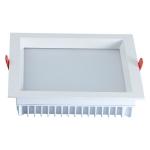 Панель светодиодная Zercale 9W KAS-DL16-B-309 3000K, белая, квадратная 104мм