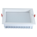 Панель светодиодная Zercale KAS-DL16-B-312 3K, 11W, LED Chip:Epistar, 220V-240V AC, 90°, 90*90mm, белая, квадратная
