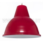 Светильник подвесной Zercale Cupola 01-300-102, малиновый+белый