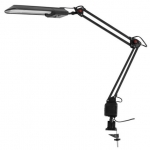 Лампа настольная kanlux 01879 Heron KT017C-B, чёрная