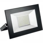 Светильник светодиодный (прожектор) GTV LD-FLXC20W-64-E FLUXO, 20W, 1600лм, AC220-240V, 50/60 Hz, PF>0,9, RA>80, IP65, 120°, 6400K, черный корпус
