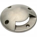 Крышка однонаправленная GTV ON-ALFAO-C1W, для наземного светильника GTV ALFA-O, нержавеющая сталь