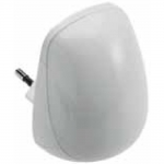 Светодиодный мини-светильник в розетку GTV LD-ML3000-00 ML3, 1W, 50lm, AC220-240V/50-60Hz, IP20, 4000K