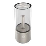 """Светильник-ночник светодиодный """"атмосферная свеча"""" Yeelight YLFW02YL Candela Ambiance Lamp Smart Atmosphere Light, 6.5Вт, 1600K, 2100mAh+Micro USB(1.2м), 0.3-13Лм, Bluetooth, серебристый"""