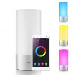 Светильник-ночник светодиодный Yeelight MUE4063GL Bedside Lamp, 10Вт, 1700-6500К, 300Лм, Wi-Fi, Bluetooth, золотистый
