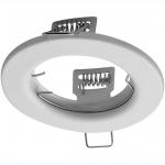 Светильник встраиваемый GTV OP-PAST1-01 PARMA, IP20, круглый, белый