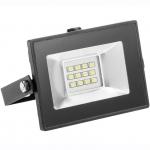 Светильник светодиодный (прожектор) GTV GT-FCX10W-40 G-TECH, 10W, 700lm AC220-240V, 50/60 Hz, PF>0,9, RA>80, IP65, 120°, 4000K, черный