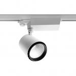 Светильник светодиодный трековый GTV XLD-3040XLN-NB0 X-LINE, 30W, 2052lm, AC 220-240V, 50/60Hz, 40°, IP20, 4000K, белый корпус