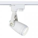Светильник трековый Maytoni TR001-1-GU10-W, 50Вт, 1xGU10, белый