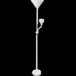 Светильник торшер напольный GTV LP-BENFICA2-00 BENFICA 2, Е27 (макс. 40Вт), Е14 (макс.60Вт), 220-240В, 50-60Гц, IP20, белый
