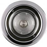 Светильник встраиваемый Sylvania 0059536 Sylfire Compact Tilt, MR16, GU5.3, хром, поворотный