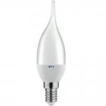 Лампа светодиодная GTV LD-SMNC30L-80-E, 8W, 560лм, E14, AC175-250V, 50/60 Hz, PF>0,5, RA>80, 160°, 4000K, 70mA