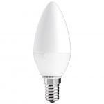 Лампа светодиодная Luxram 723144046 SMD LED Candle E14 230V 4W Теплый белый свет