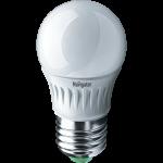 Лампа светодиодная Navigator 94 479 NLL-P-G45-5-230-4K-E27 (Standard) 94479