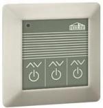 Пульт-радиопередатчик Ноотехника для системы nooLite PU311-2-белый