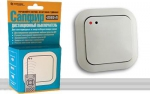 Дистанционный сенсорный выключатель Ноотехника САПФИР-2503-Л Серийный белый для светодиодных и энергосберегающих ламп