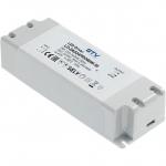 Трансформатор светодиодный GTV LD-ZAS24PRO80W-30 LED PRO, 24V, 80W, 220-240V, IP20, 181x63x40mm